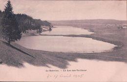 La Brévine, Lac Des Taillières (1905) - NE Neuchatel