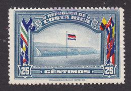 Costa Rica, Scott #204, Used, National Stadium, Issued 1941 - Costa Rica