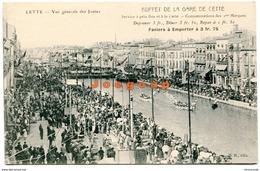 Postale Buffet De La Gare Vue Generale De Joutes Cette Sete Herault France #486077990 - Sete (Cette)