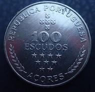 Azores - 100 Escudos (100$) 1980 - XF - Azores