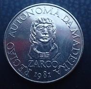 Madeira - 100 Escudos (100$) 1981 - XF/SUP - Monnaies