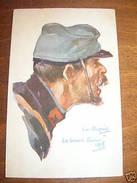 Cartolina Militaria Copricapo Dupuis La Gruric 1915 - Regiments