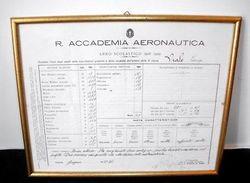 Accademia Aeronautica - Risultato Studi - Viale Lorenzo - Documenti