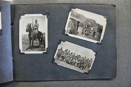 Album 39 Foto Legionario Zoppi 2 Divisione CC.NN 28 Ottobre 1935 Africa - Foto