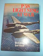 Aeronautica Aviation - P38 Lightning At War - 1^ed 1978 - Livres, BD, Revues