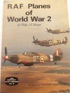 Aviation - Air History WWII Raf Planes Of World War 2 - Libri, Riviste, Fumetti