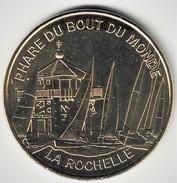 Monnaie De Paris 17.La Rochelle - Phare Du Bout Du Monde 2016 - 2016