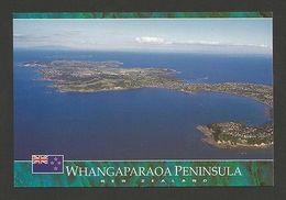 POSTCARD NZ NEW ZEALAND WHANGAPARAOA PENINSULA AUCKLAND Z1 - Unclassified