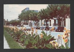 Postcard 1960years ANGOLA NOVA LISBOA  & Cars Car  AFRICA AFRIKA AFRIQUE - Unclassified