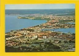Postcard SWEDEN SVERIGE JÖNKÖPING JONKOPING AERIAL VIRE 1960years - Postcards