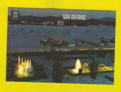 PC SPAIN ESPAÑA ESPAGNE ESPANA IBIZA BALEARES 1970s SAN ANTONIO SAINT ANTONY - Postcards