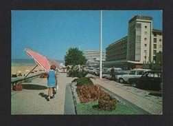 Postcard FIGUEIRA DA FOZ 1960s PORTUGAL Cars Car TALBOT SINCA VOLKSWAGE CITROEN - Postcards