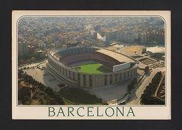 Postcard ESTADIO F.C BARCELONA SOCCER STADIUM FOOTBALL FUTBOL SPAIN ESPAÑA Z1 - Postcards