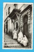 PC & STAMPS AFRICA ALGERIE ALGERIA ALGER ETHNIC WOMEN - Unclassified