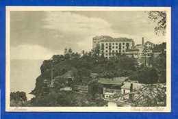 Postcard PORTUGAL MADEIRA FUNCHAL HOTEL REIDS 1930s - Postcards