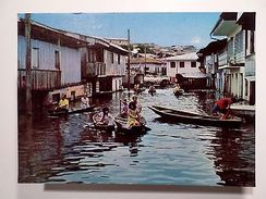 POSTCARD  PERU PERÚ BELEN BELÉN IQUITOS Year 1981    Z1 - Postcards