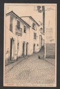 ART CARD Sg Canelas PORTUGAL LISBOA LISBON MOURARIA Year 1935 - Postcards