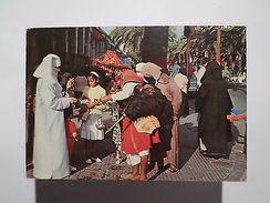AFRICA AFRIKA AFRIQUE MOROCCO MAROC VENDEUR D'EAU WATER SELLER 1960 YEARS PC Z1 - Postcards
