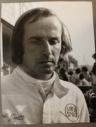 Automobilismo Fotografia Nanni Galli 22 - March Ford 711 - 1971 Formula 1 - Fotografia