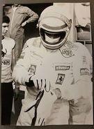 Automobilismo Fotografia - Clay Regazzoni 4 Ferrari 312 B/2 Nel 1971 Formula 1 - Fotografia