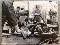 Automobilismo Fotografia 1971 Pilota Tim Schenken Prototipi N.2 Ferrari 312 P - Fotografia