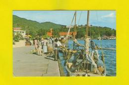 Postcard ST. THOMAS U.S. VIRGIN ISLANDS 60years - Unclassified
