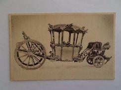 ART POSTCARD PORTUGAL  1910years Horses Horse Cart Museum Z1 LISBOA LISBON - Postcards