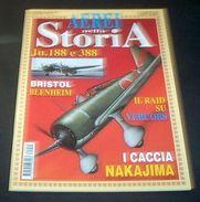 Aeronautica Rivista AEREI Nella Storia  N° 50 Junkers Ju.188 E 388 2006 - Books, Magazines, Comics