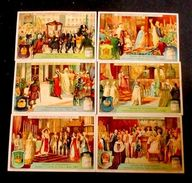 Figurine LIEBIG - Corone Ed Incoronazioni - Rif.  N° 1071 - Liebig