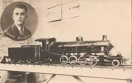 Cartolina Ferrovie - Locomotiva 746 FS. - 1930 Ca. - Cartoline
