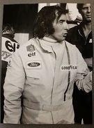 Automobilismo - Fotografia Jackie Stewart 30 Tyrrel Ford 001 1971 Formula 1 - Fotografia
