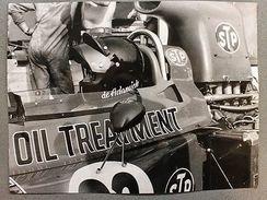 Automobilismo Fotografia Andrea De Adamich 23 - March Alfa 711 - 1971 Formula 1 - Fotografia