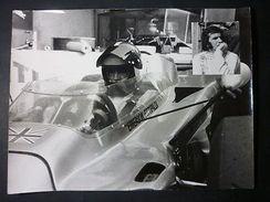 Automobilismo Fotografia Foto Emerson Fittipaldi '70/80 - Fotografia