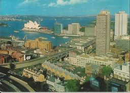CAHILL ESPRESSWAY AND HARBOUR   (471) - Australia