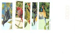 AUSTRALIE  OISEAUX Entiers Postaux Série De 5 Différents Neufs En Pochette Superbe. - Collections, Lots & Séries