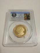 EEUU Moneda 1 Dolar 2007 Ceca S - Presidentes George Washington - PCGS PR69DCAM - 2007-…: Presidents