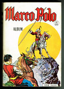 Marco Polo Album N° 30 : N°145 ,146 ,147 ,148) Éditeur : Aventures Et Voyages 1973 - Kleine Formaat