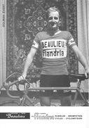 "Sport  -  Cyclisme  -  Le Coureur Cycliste "" Evert DOLMAN  "" De L'Equipe "" Beaulieu - Flandria ""  - - Cyclisme"