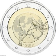 "Pièce Commémorative 2 Euro Finlande  UNC 2017 "" Nature Finlandaise  "" - Finlande"