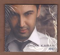 AC - Sadık Karan Aman BRAND NEW TURKISH MUSIC CD - World Music