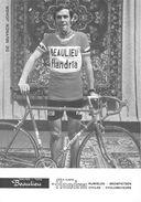 """Sport  -  Cyclisme  -  Le Coureur Cycliste """" Johan DE MUYNCK  """" De L'Equipe """" Beaulieu - Flandria """"  - - Cyclisme"""