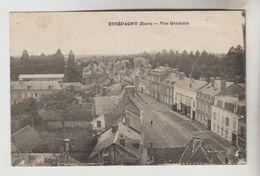 CPSM ETREPAGNY (Eure) - Vue Générale - France