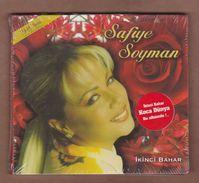 AC - Safiye Soyman Ikinci Bahar BRAND NEW TURKISH MUSIC CD - World Music