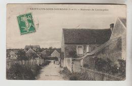 CPA SAINT CYR SOUS DOURDAN (Essonne) - Hameau De Levimpont - Autres Communes