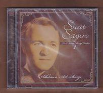 AC - Suat Sayın Türk Sanat Müziği Eserleri 2 Allaturca Art Songs BRAND NEW TURKISH MUSIC CD - World Music