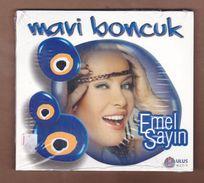 AC -  Emel Sayın Mavi Boncuk BRAND NEW TURKISH MUSIC CD - World Music