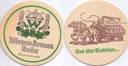 #D176-169 Viltje Kronen-Brauerei Darmstadt - Sous-bocks