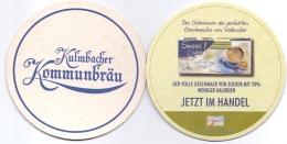 #D176-202 Viltje Kulmbacher Kommunbräu Ø 100 Mm - Sous-bocks