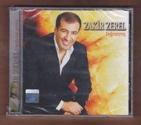 AC -  Zakir Zerel Değmezmiş BRAND NEW TURKISH MUSIC CD - World Music