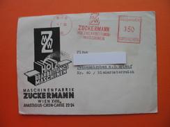MASCHINENFABRIK ZUCKERMANN WIEN XVIII - 1945-.... 2. Republik